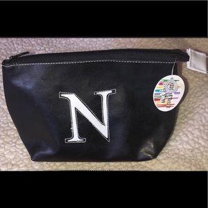 🆕 Initial N Cosmetic Bag